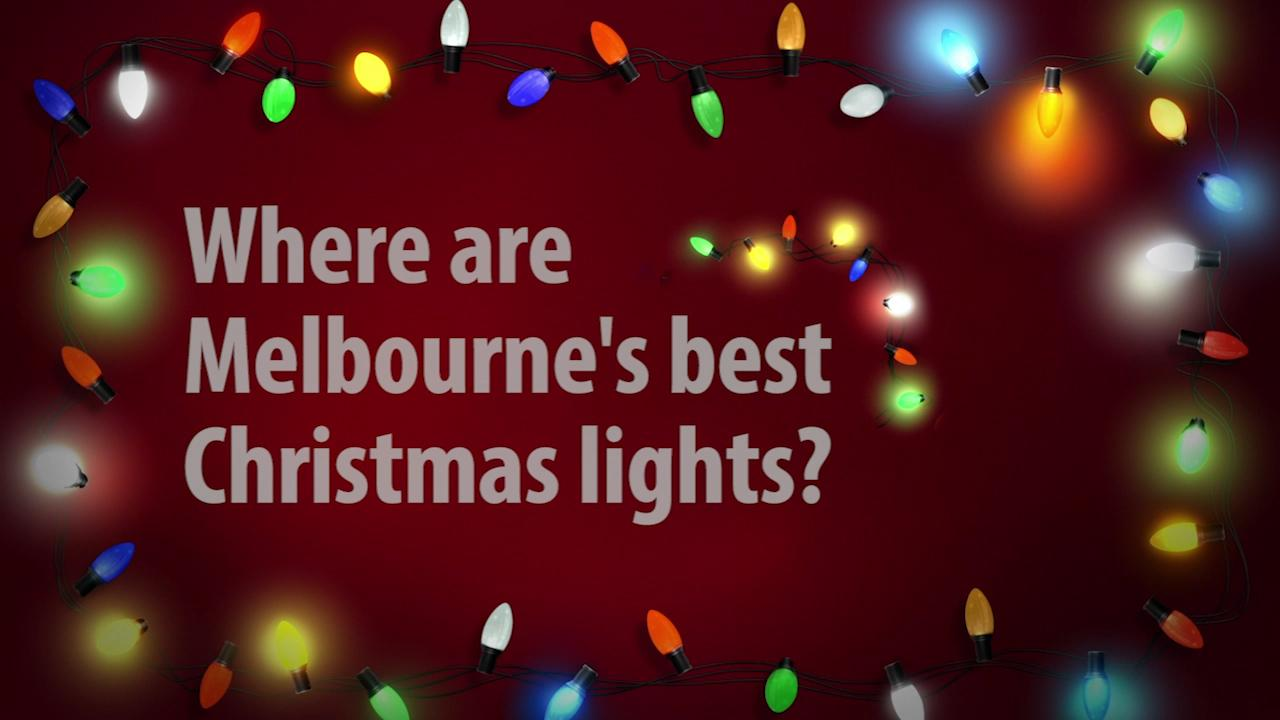 Where to find Melbourne\'s best Christmas light decoration displays ...