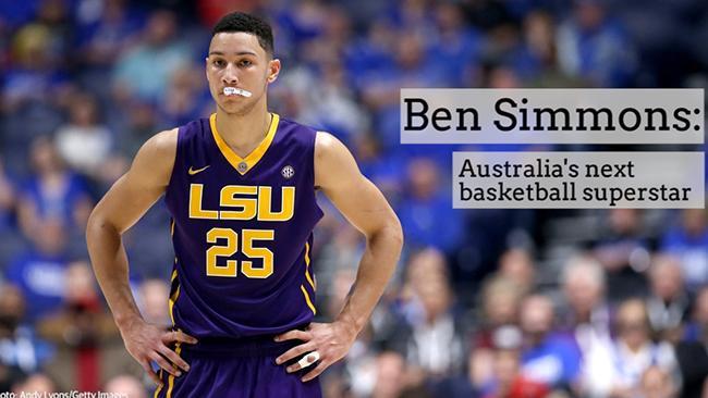 Ben Simmons: Australia's next basketball superstar