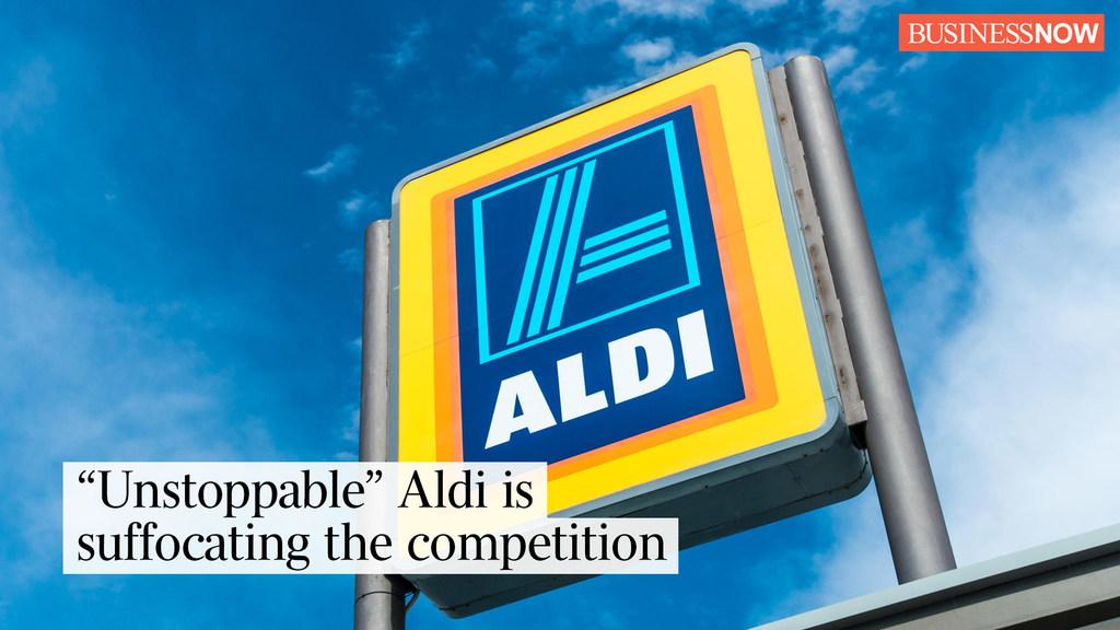 Aldi New Logo 2017 What Do You Think