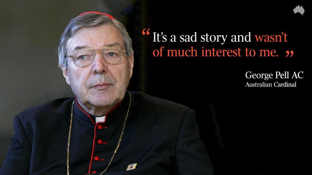 Image result for pedophile Pell