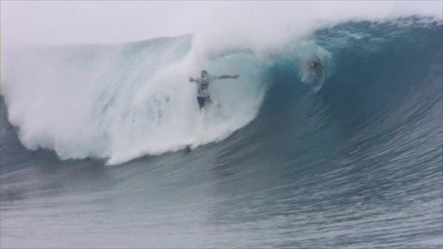 How NOT To Surf Teahupoo