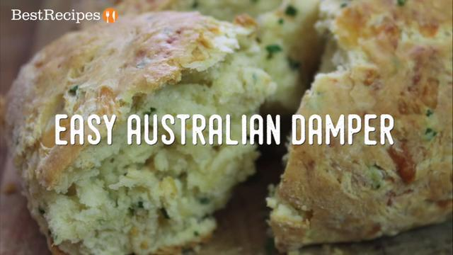Easy australian damper recipe best recipes forumfinder Choice Image