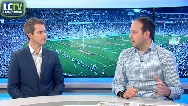 LCTV: Eels v Cowboys Preview