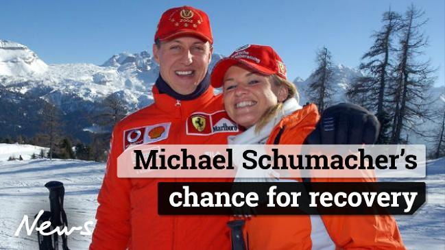 Michael Schumacher's chance for recovery
