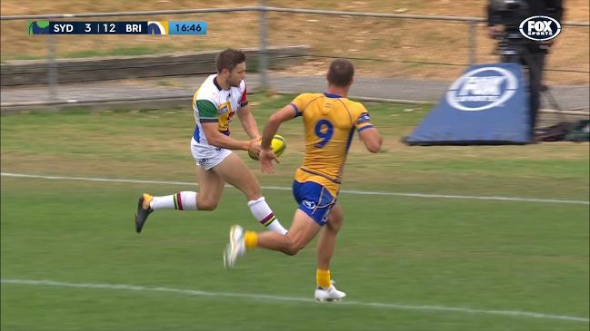 NRC wrap: Brisbane City wins