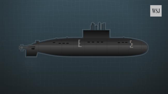 Krasnodar: Submarine chase reveals Russia's strength