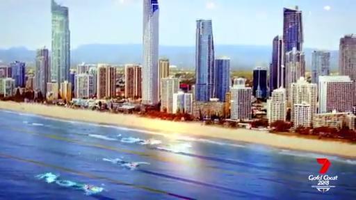 Seven's Gold Coast 2018 Commonwealth Games Promo
