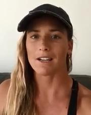 Surfer Courtney Conlogue forced to withdraw from Roxy Pro