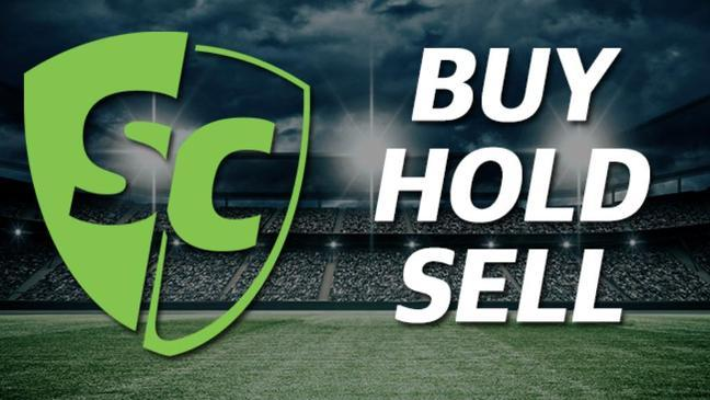 Buy, Hold, Sell: NRL SuperCoach Round 4, 2018