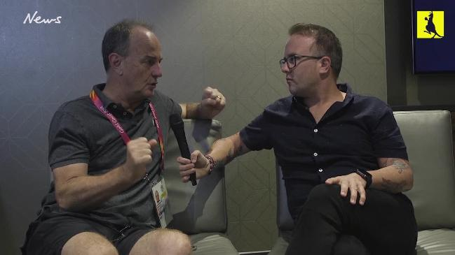 Crash and JMo - The great stories of the Commonwealth Games