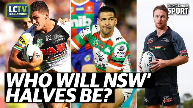 LCTV: Who will the NSW halves be?