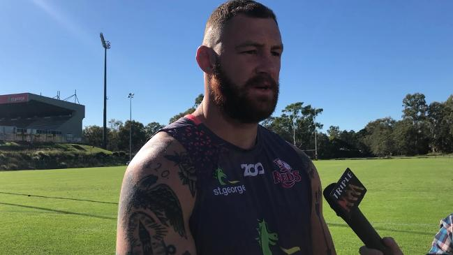 Captain urges Reds to prove Test material