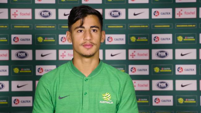 Daniel Arzani speaks with FFA TV