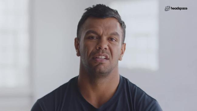 Headspace interview with Waratah Kurtley Beale