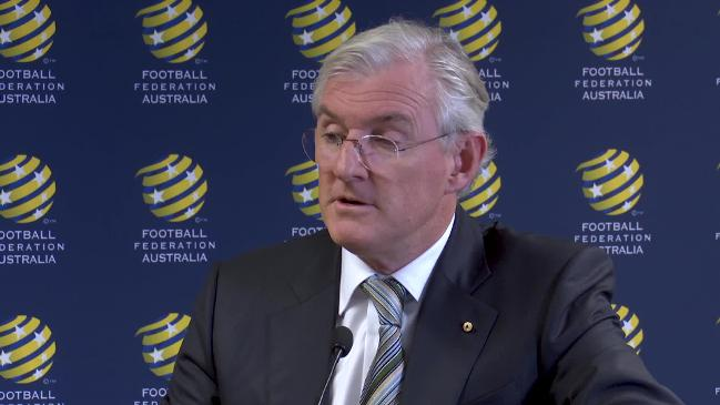 FFA board united and understands Lowy's position