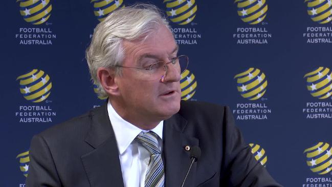 Lowy on his legacy as FFA chairman