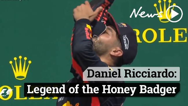 Daniel Ricciardo, the Aussie F1 driver not afraid of Ferrari's Sebastian Vettel